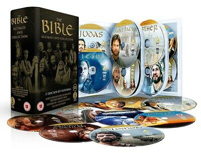 The Bible: Complete Collection (Box Set) [DVD]