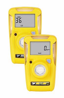 BW Technologies BWC2R-H5 Personal (H2S/Hydrogen Sulphide) Gas Monitor 2 Years