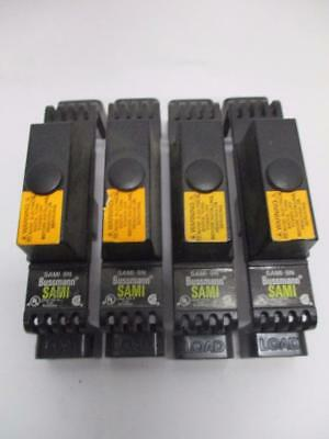 Bussmann SAMI-9N Fuse Cover (Lot of 4)