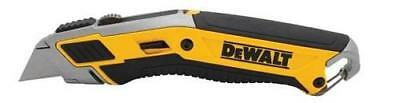 Stanley Tools DWHT10295 Standard Yellow Utility Work Knife 2-1/2 in Metal 10046