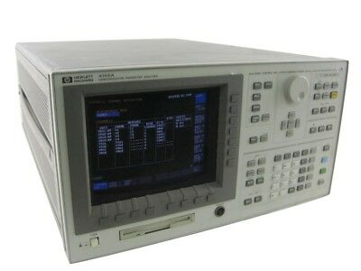 Hewlett Packard Agilent Keysight HP 4155A Semiconductor Parameter Analyzer