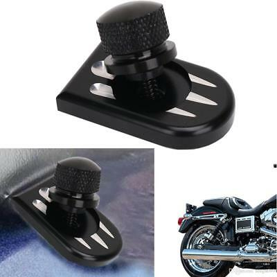 Seat Quick Release Seat Screw Deep Cut Suit all Models Harley 96-up 1/4-20
