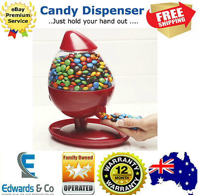 Automatic Candy Dispenser Machine Motion Activated Bubble Gumball Dispensing
