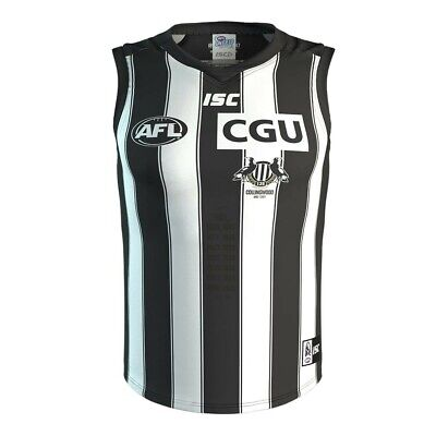 Collingwood Magpies 2017 AFL Kids 125th Year Anniversary Guernsey