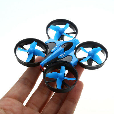 JJRC H36 Mini 2.4GHz 4CH 6 Axis Gyro RC Quadcopter with Headless/Speed Switch