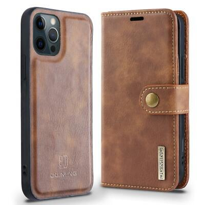 Luxury Leather Flip Wallet Phone Case Cover For iPhone 8 7 6S Plus Samsung