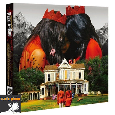 Red Velvet 2Nd Album [ Perfect Velvet- Peek A Boo ] Cd+Booklet+Photo Card