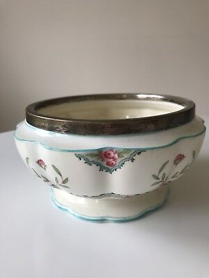 George Jones And Sons Crescent Bowl
