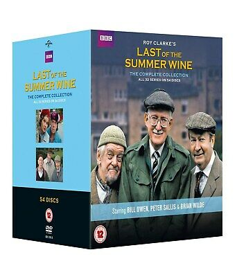 Last of the Summer Wine: The Complete Collection (Box Set) [DVD]