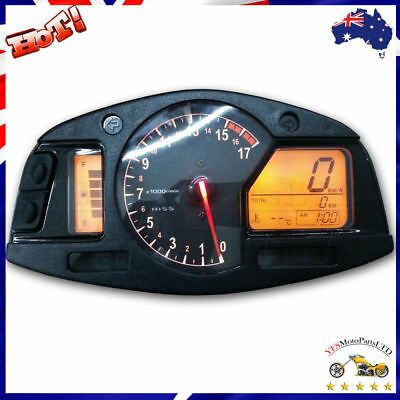 Gauges Cluster Speedometer Tachometer For Honda CBR 600RR 2007-2012 07-12