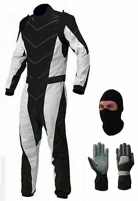 High-Quality-Cordura-Go-Kart-Race-Suit-Pack-with-free-Gift-Gloves-amp-Balaclava
