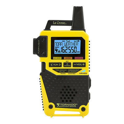 S83301 NOAA Weather Radio: Reliable Emergency Information|AM/FM|TORNADO Alert