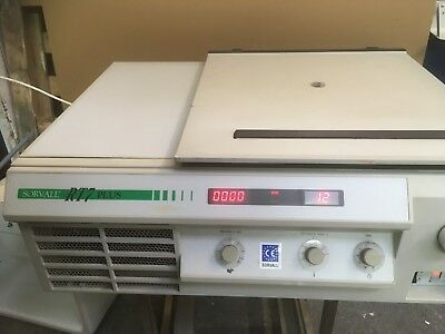 SORVALL RT7 PLUS CENTRIFUGE MAX 7000 RPM w/ROTOR RT-H250