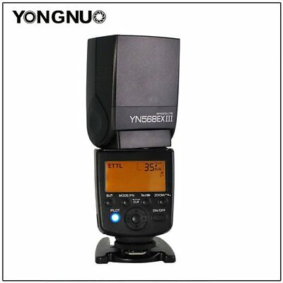 Yongnuo YN-568EX III TTL HSS Wireless Flash Speedlite for Canon Camera With Bag