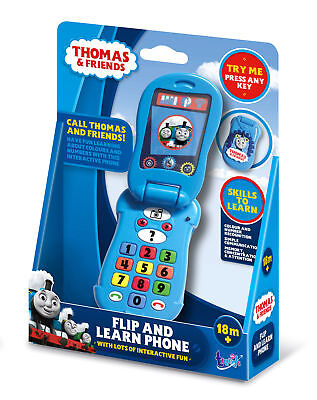 Thomas & Friends Flip and Learn Phone - NEW