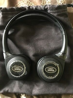 Land Rover - Range Rover Sport Evoque In Car Wireless Headphones Svr Discovery