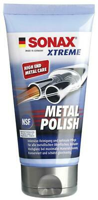 SONAX XTREME MetalPolish Metall-Politurpaste Polish Politur Alu Chrom 150ml