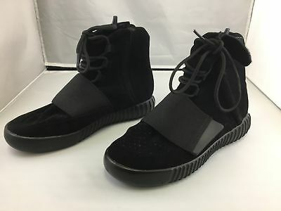 Adidas Yeezy Triple Black Boost 750