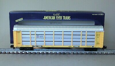American Flyer 6-47927 Union Pacific Auto Carrier by Lionel TTGX 715029