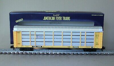 American Flyer 6-47928 Union Pacific Auto Carrier by Lionel TTGX 715036