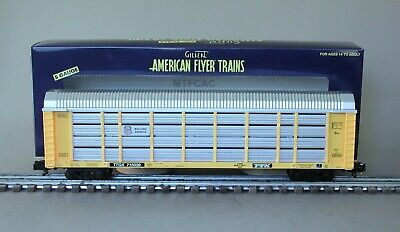 American Flyer 6-47929 Union Pacific Auto Carrier by Lionel TTGX 715039