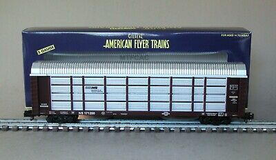 American Flyer 6-47934 Norfolk Southern Auto Carrier by Lionel NS 171260