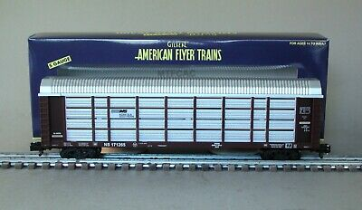 American Flyer 6-47935 Norfolk Southern Auto Carrier by Lionel NS 171265