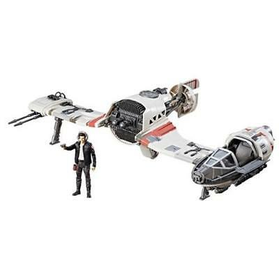 Star Wars The Last Jedi Force Resistance Ski Speeder And Captain Poe Dameron