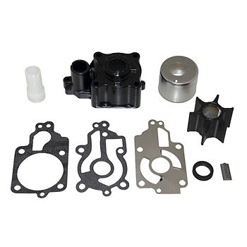 Water Pump Kit w/Housing Force 90-150hp 1990-94 90-120hp L-Drive 1990-92