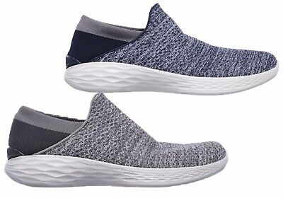 New Skechers You Womens Comfortable Lightweight Slip On Shoes