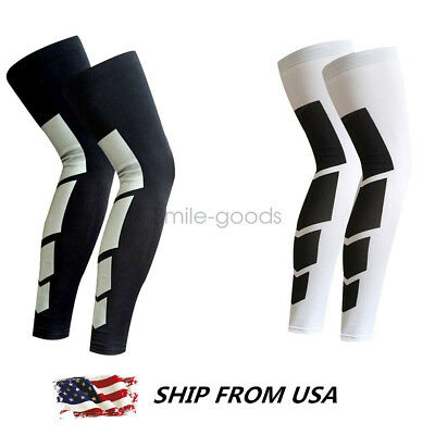 Compression Socks Knee High Support Stockings Leg Thigh Sleeve For Men Women