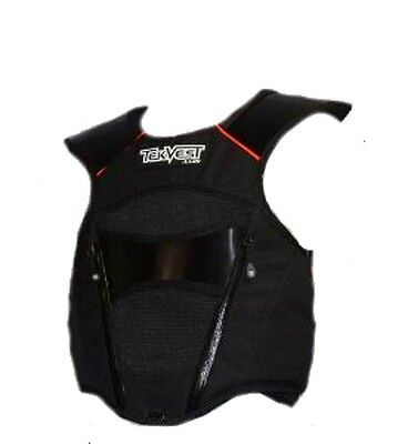 2014 TekVest Trail Pro Vest Snowmobile Off Road Dirt Bike Gear Chest Protector