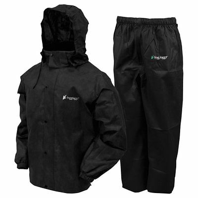 Frogg Toggs Outerwear All Sports Motorcycle Waterproof Street Bike Rain Suits