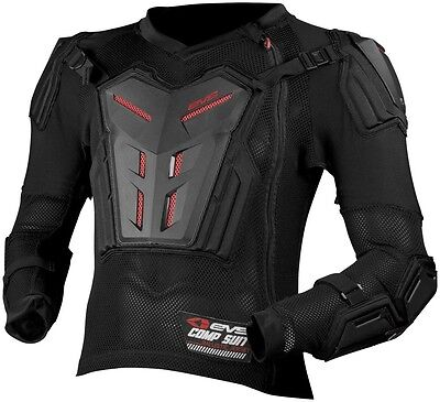 EVS Protective Gear Youth Armor Motocross Mx Off Road Dirt Bike Comp Suit