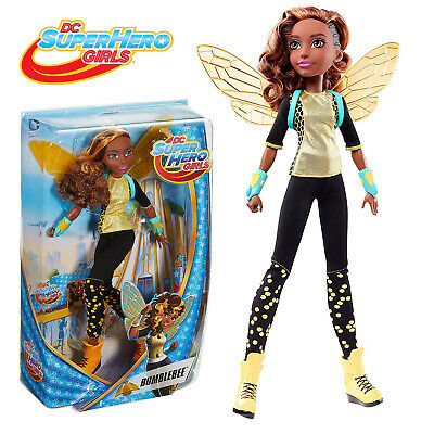 Bumble Bee DC Super Hero Girls 12 Inch Collectible Figure Action Ready Look Doll