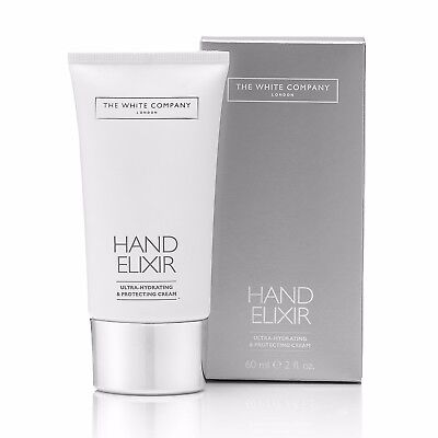 The White Company Hand Elixir - Ultra-Hydrating And Protecting Cream - RRP: £20