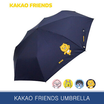 [KAKAO FRIENDS] Kakao friends Umbrella/Sort Umbrella/Apeach/Muzi/Ryan