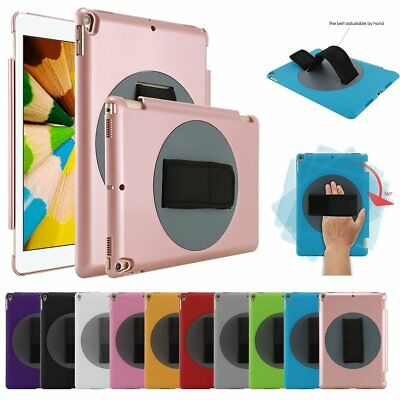 """360 Rotating Swivel Hand Strap Holder Cover Case for iPad Pro 10.5"""""""
