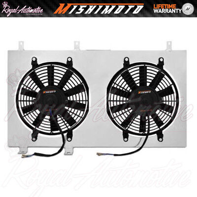 Mishimoto Toyota MR2 90-97 Performance Aluminium Radiator Cooling Fan Shroud