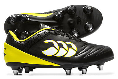 Canterbury Mens Stampede 2.0 SG Rugby Boots Shoes Footwear Sports Training