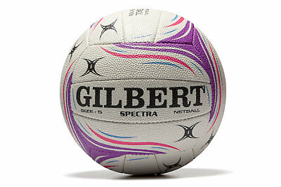 Gilbert Spectra Match Netball Training Sports Workout Ball