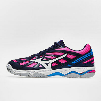 Mizuno Wave Hurricane 3 Netball Trainers Training Shoes Footwear Sports
