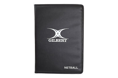 Gilbert Netball Coaching Folder Accessory Workout Sports Training Gym