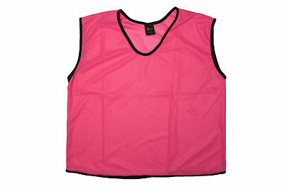 Precision Training Mens Mesh Bibs Top Clothing Sports Rugby Football