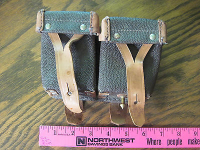 vintage post war mosin nagant ammo pouch, left side (Russian) on sale 2$ off!!