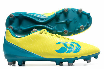Canterbury Mens Speed 2.0 SG Rugby Boots Shoes Footwear Sports Training
