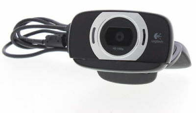 Logitech HD 1080p Webcam C615 V-U0027 Windows & Mac