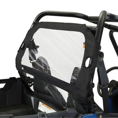 New Polaris Rzr 800 900 Xp Roll Cage Soft Rear Window Dust Stopper Enclosure
