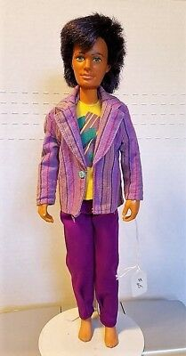 VINTAGE JEM AND THE HOLOGRAMS DOLL - RIO #4015 - 1986 - Excellent Condition