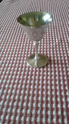 "De Uberti Silver Plated Stemware - Sherry Goblet (5"" Tall) (Set Of 7)"